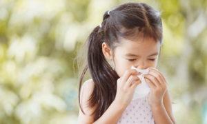 Phân biệt các triệu chứng dị ứng và cảm lạnh ở trẻ